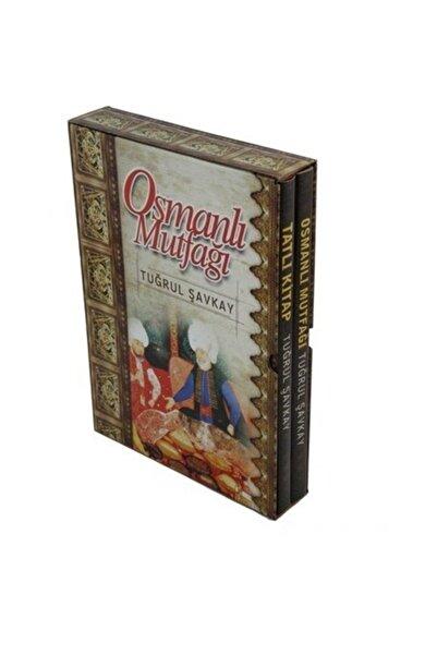 Şekerbank Yayınları Osmanlı Mutfağı & Tatlı Kitap 2 Cilt Takım (ciltli)