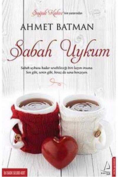 Destek Yayınları Sabah Uykum / Ahmet Batman /