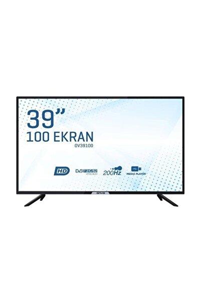 """ONVO OV39100 39"""" 99 Ekran Uydu Alıcılı HD Ready LED TV"""