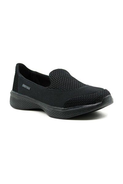 Greyder Kadın Siyah Spor Ayakkabı