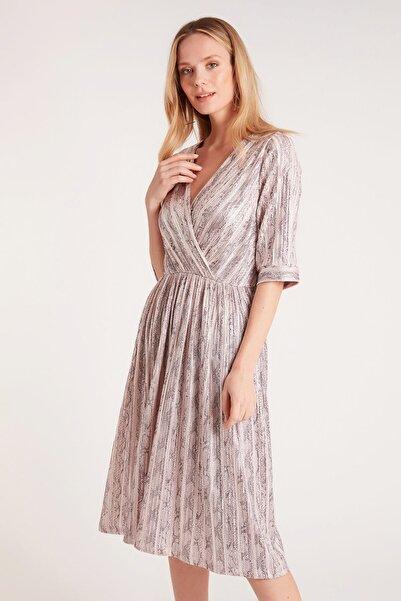 HomeStore Kadın Somon Elbise 19630006180