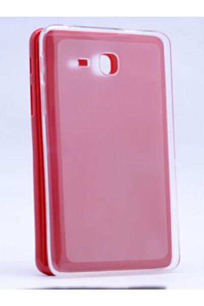 zore Galaxy Tab 4 T280 Uyumlu Şeffaf Tablet Silikon Kapak
