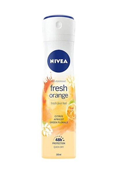 Nivea Fresh Orange Deodorant Kadın 150 Ml