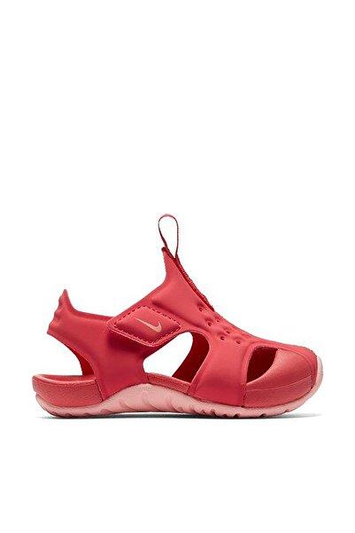 Nike Kids Pembe 943829-600 Sunray Protect 2 Havuz Deniz Bebek Sandalet