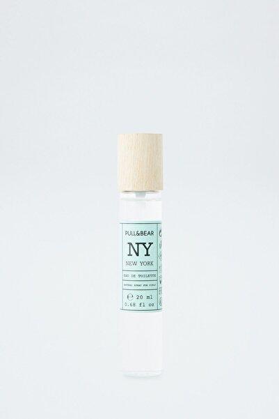Pull & Bear New York Edt 20 ml Kadın Parfüm 0777731801501