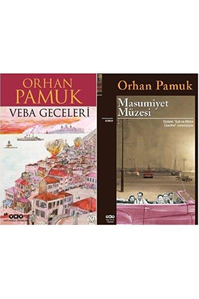 Yapı Kredi Yayınları Veba Geceleri Ve Masumiyet Müzesi