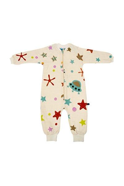 Sevi Bebe Organik Müslin Bebek Uyku Tulumu