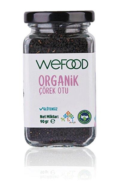 Wefood Organik Çörek Otu 90 gr