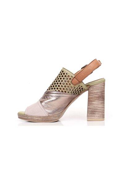 BUENO Shoes Haki Bayan Sandalet 9n6405