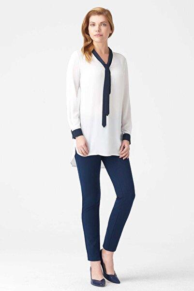 Naramaxx Kadın Beyaz Bluz 17K11118Y931