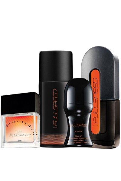 AVON Full Speed 4 'lü Erkek Parfüm Seti