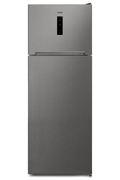 Vestel NF52002 EX WIFI 520 Lt No-Frost Inox Buzdolabı