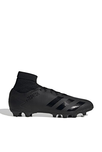 adidas PREDATOR 20.4 S FXG Siyah Erkek Halı Saha Ayakkabısı 101069075