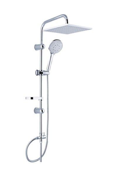 Creavit Sh620 Yağmurlama Robot Tepe Duş Başlığı Seti