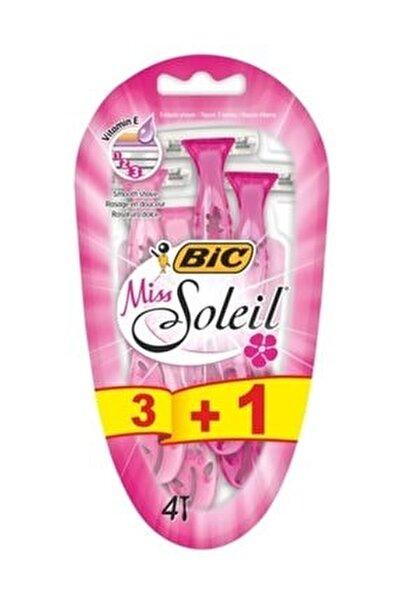 Miss Soleil Tıraş Bıçağı 3+1 4 Adet