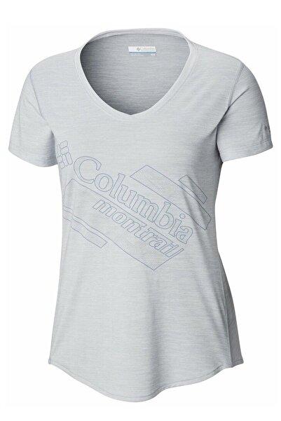 Columbia Columbia Ak2659 Trınıty Traıl™ 2.0 Graphıc Kadın Tişört Ak2659-100