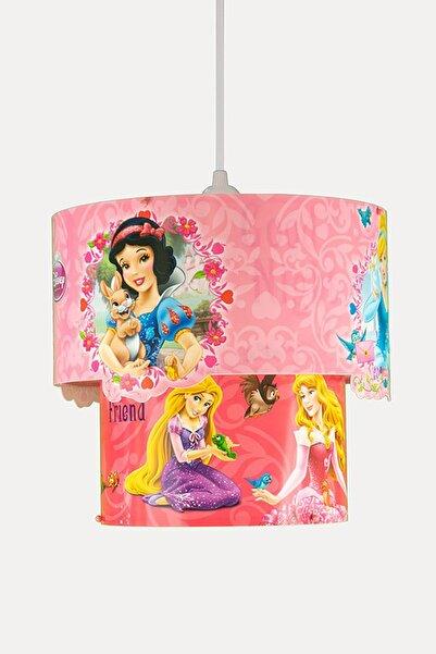 DISNEY Princess Prenses Avize Sarkıt-Lisanslı