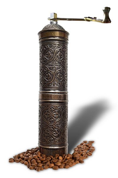 Binbir Trend Nostaljik Osmanlı Kahve Değirmeni Ve Baharat Değirmeni Btb-653