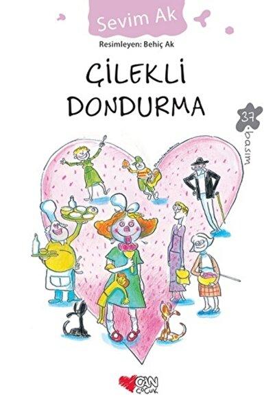 Can Çocuk Yayınları Çilekli Dondurma