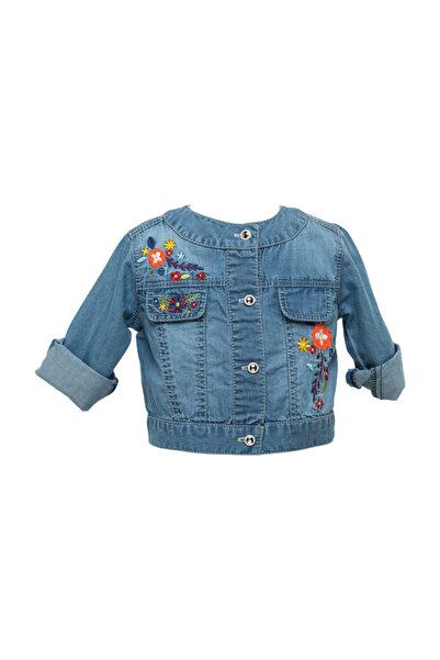 Zeyland Mavı Kız Bebek Ceket 81Z1JRY21