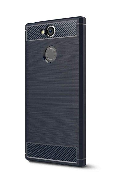 Sony KNY Sony Xperia XA2 Kılıf Ultra Korumalı Room Silikon+Cam Ekran Koruyucu