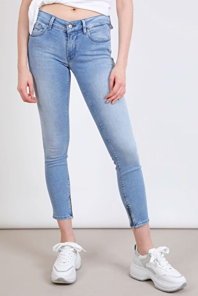 Replay Kadın Mavi Jeans 3673468370996