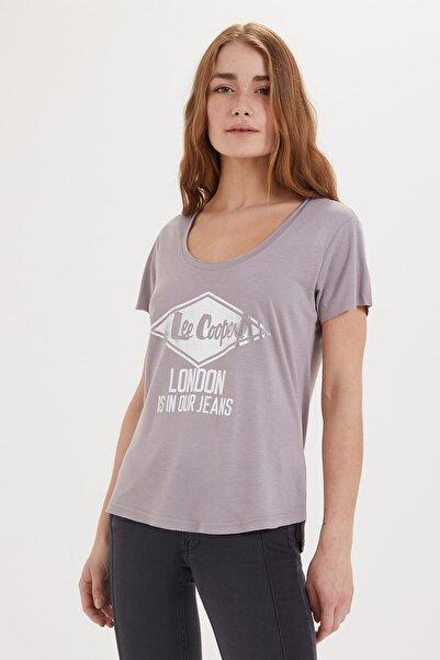 Lee Cooper Kadın Darla O Yaka T-Shirt 192 LCF 242023
