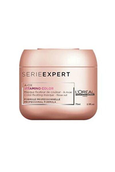 Boyalı Saçlar için Besleyici ve Onarıcı Maske - A-ox Vitamino Color 75 ml 3474636568963