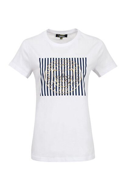 Fenerbahçe KADIN TRIBUN HOLO LOGO T-Shirt
