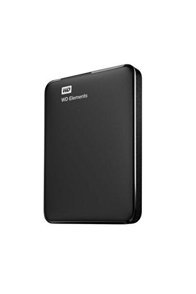 WD Elements 1TB 2.5' USB 3.0 Taşınabilir Disk WDBUZG0010BBK-WESN