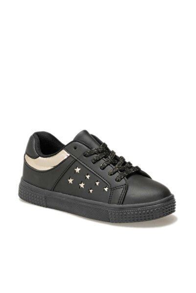 SEVENTEEN STEF.19F Siyah Kız Çocuk Sneaker Ayakkabı 100439486
