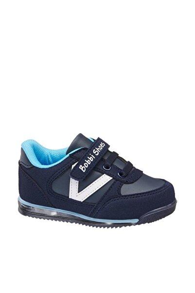 Bobbi-Shoes Deichmann Çocuk Lacivert Sneaker