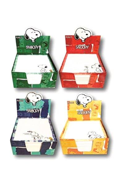 Umur Snoopy Küp Notluk 400 Yaprak 80X80 Mm