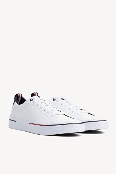 Tommy Hilfiger Erkek Beyaz Sneaker FM0FM02285