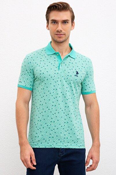 U.S. Polo Assn. Erkek Polo Yaka T-Shirt G081SZ011.000.1006720