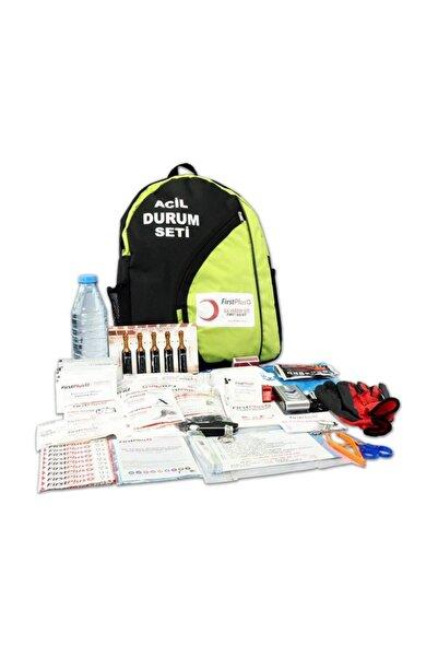 FirstPlus Deprem-afet Ekstra İlk Yardım Seti/çantası Fp 09.102