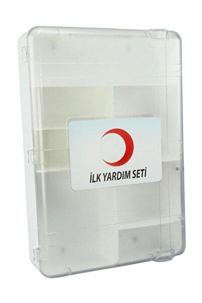 FirstPlus Pl 114 Beyaz Renk Boş İlk Yardım Ve Ecza Dolabı
