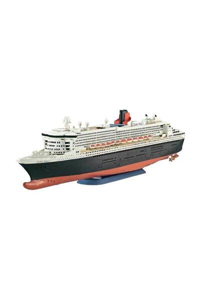 REVELL 1:1200 Queen Mary 2 Model Set Gemi