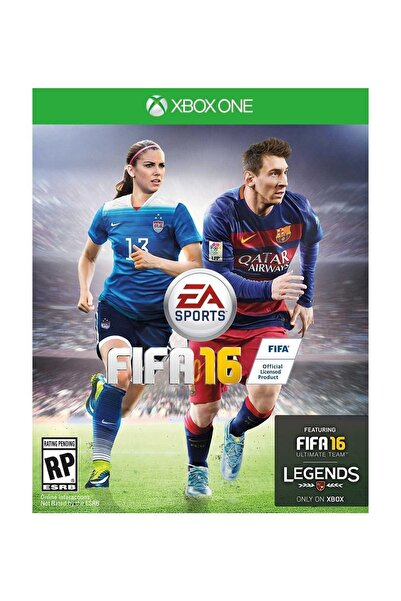 Electronic Arts Fifa 2016 Xbox One Oyun - Türkçe Metin