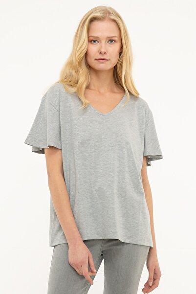 Pierre Cardin Kadın T-Shirt G022SZ011.000.761886