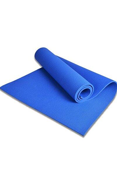 Delta Pvc 6 Mm Kalınlıkta Pilates Yoga Minderi Egzersiz Matı Jimnastik Fitness Spor Aleti