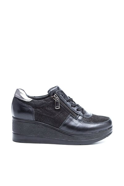 Greyder Kadın Siyah Casual Ayakkabı 9K2SA52776
