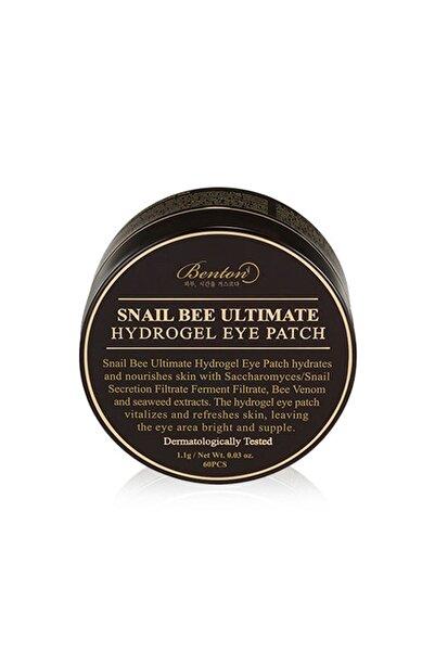 Benton Salyangoz Özlü Göz & Cilt Maskesi - Snail Bee Ultimate Hydrogel Eye Patch 8809566990440