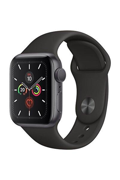Apple Watch Series 5 GPS 40 mm Uzay Grisi Alüminyum Kasa ve Spor Kordon