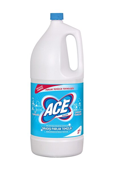 ACE Çamaşır Suyu Klasik 2 L