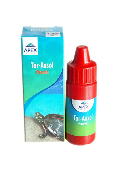 Anka Apex Tor-Axsol Kaplumbağa Vitamini