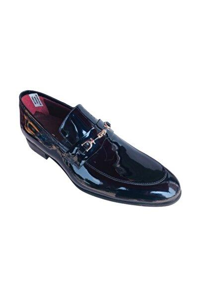 LUCIANO BELLINI Luciano Bellini 15206 Laci Rugan Hakiki Deri Erkek Ayakkabı