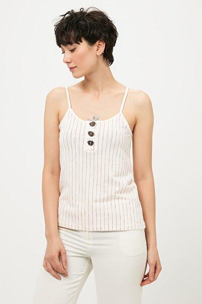 İpekyol Kadın Beyaz Bluz IS1190070384
