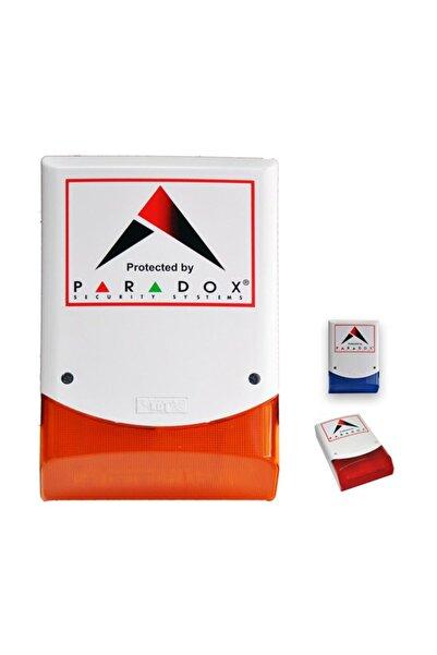 PARADOX Ps-128s Sahte Siren  + 12v1,3 Ah Akü Hediyeli