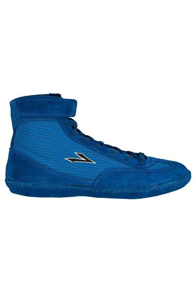LIG Güreş Ayakkabısı Mavi 70